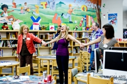 Art Smart teacher workshop: Pinocchio